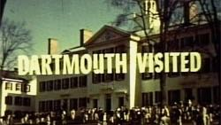 still image from a documentary film about Dartmouth College