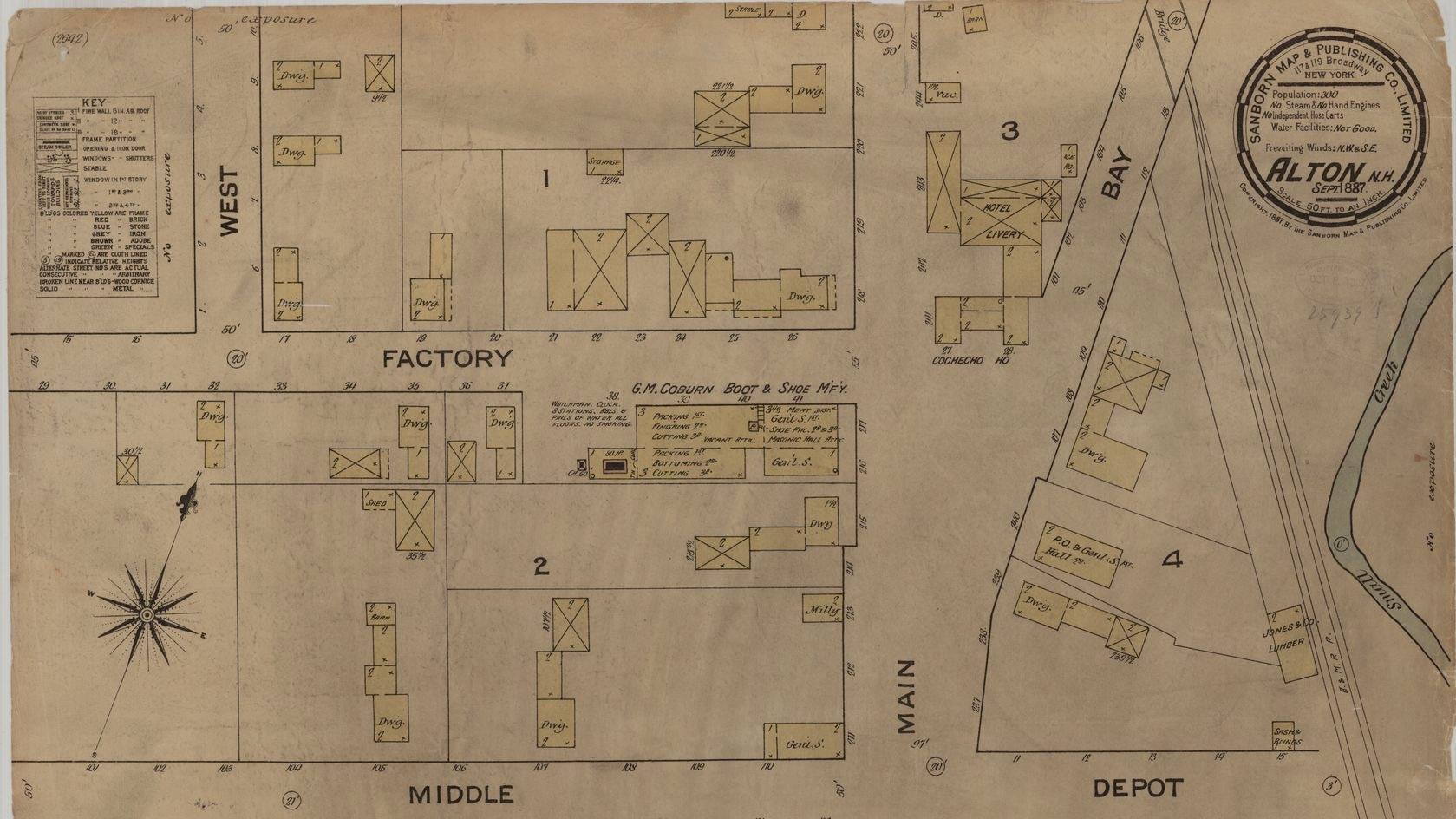 Sanborn Fire Insurance Maps thumbnail